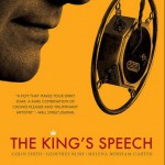 "Filmplakat ""The king's speech"""