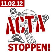 ACTA stoppen